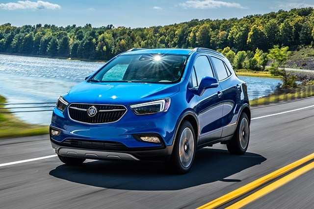 19 Best 2020 Buick Encore Redesign Performance