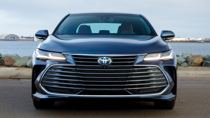 19 Best 2020 Toyota Avalon Photos