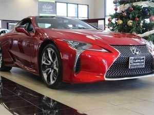 19 Best Lc Lexus 2019 First Drive