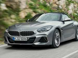 19 New 2019 Bmw Z4 Wallpaper