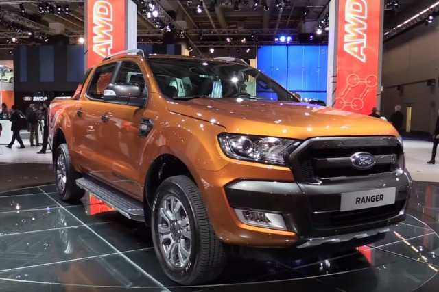 19 New 2019 Ford Ranger Auto Show Redesign And Concept