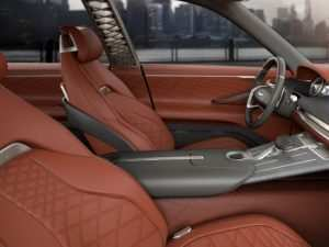 19 New 2019 Genesis Gv80 Redesign and Concept