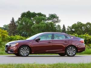 19 New 2019 Honda Insight Review Price