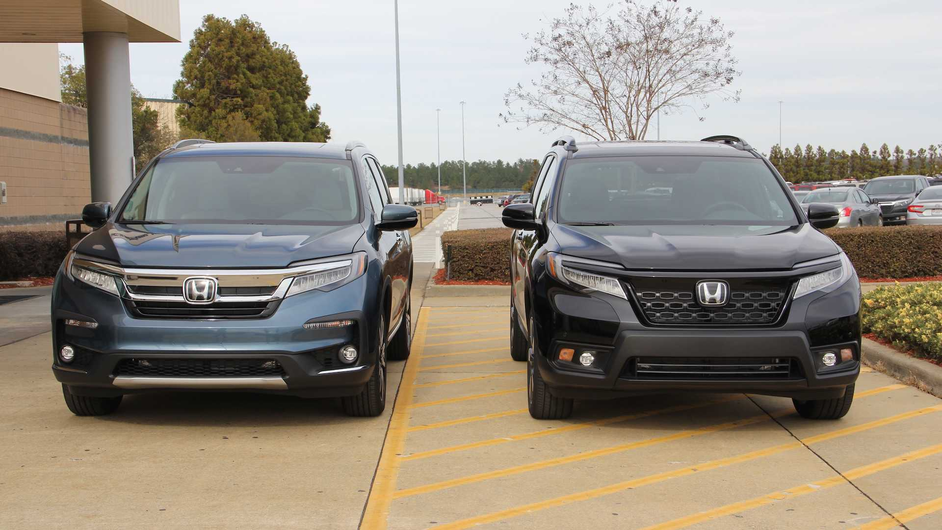 19 New 2019 Honda Pilot News Reviews