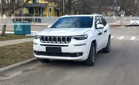19 New 2019 Jeep 3Rd Row Exterior And Interior