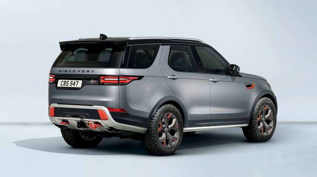 19 New 2019 Land Rover Discovery Svx New Review