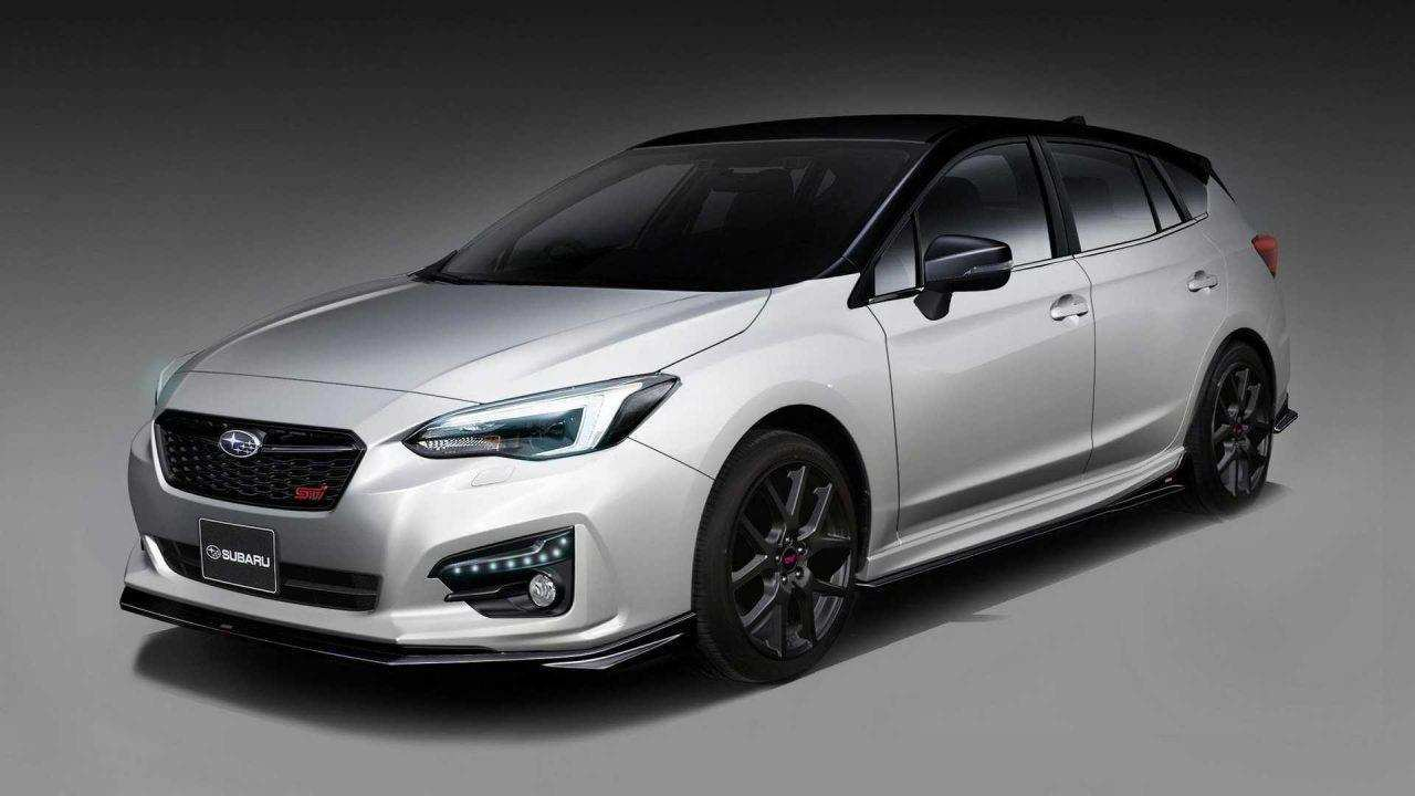 19 New 2019 Subaru Hatchback Sti Picture