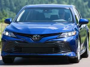 19 New 2019 Toyota Xle Have Style