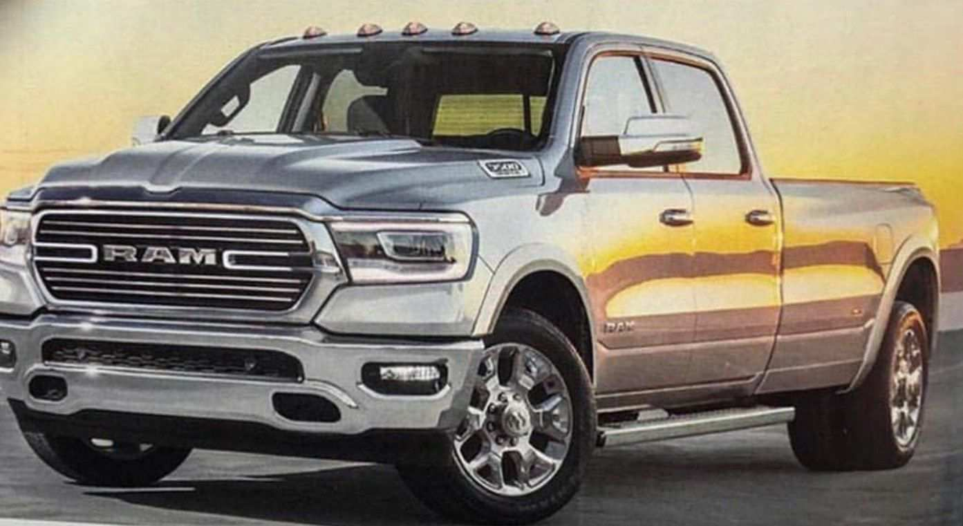 19 New 2020 Dodge 3500 For Sale History