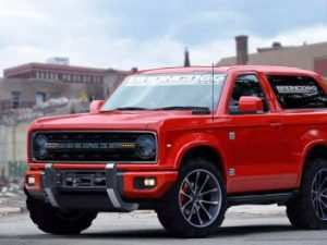 19 New 2020 Ford Bronco With Removable Top Pricing