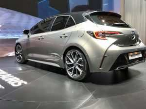 19 New Toyota Auris 2019 Release Date Concept