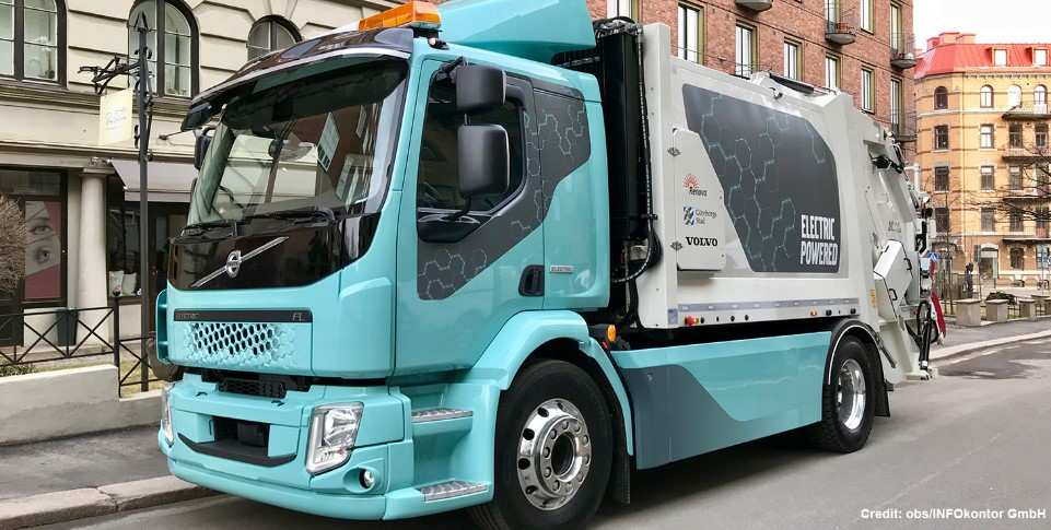 19 New Volvo Electric Truck 2020 History