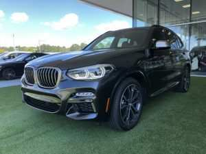 19 The 2019 Bmw X3 Interior