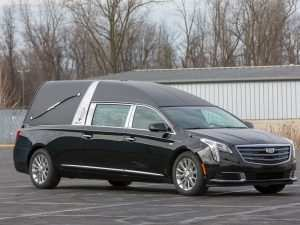 19 The 2019 Cadillac Hearse Spy Shoot