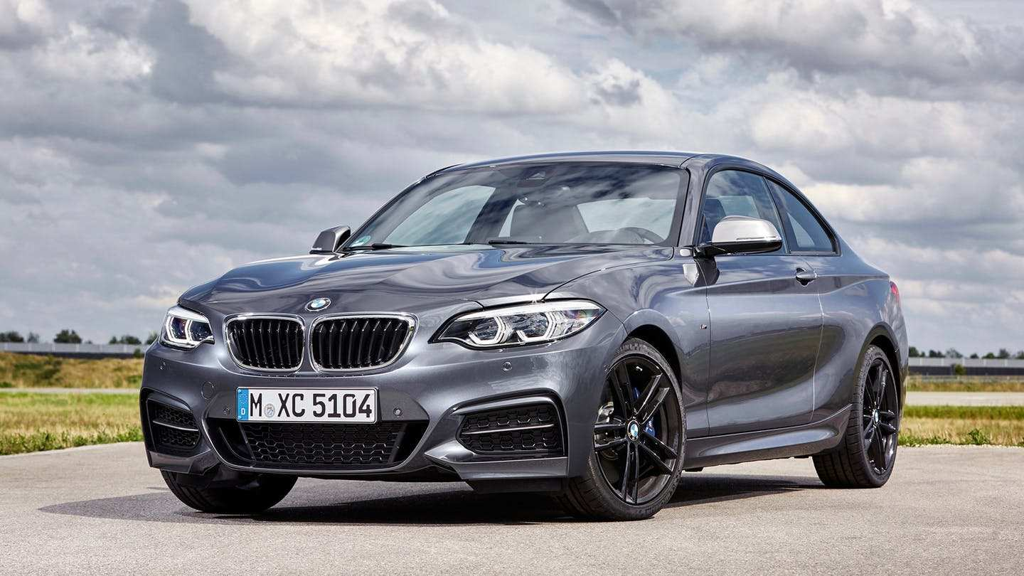 19 The 2020 BMW Lineup Performance And New Engine
