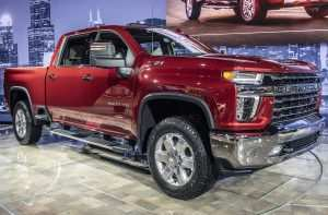 19 The 2020 Chevrolet 6 6 Gas Redesign