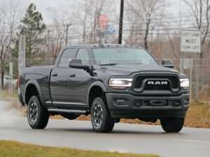 19 The 2020 Dodge Ram 2500 For Sale Review
