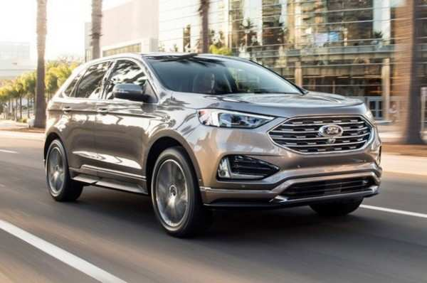 19 The 2020 Ford Edge Price