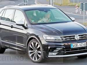 19 The 2020 Vw Tiguan Speed Test