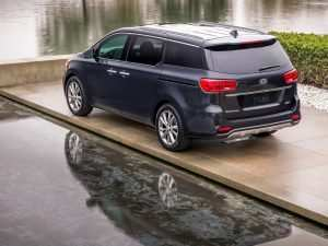 19 The Best 2019 Kia Minivan Concept and Review