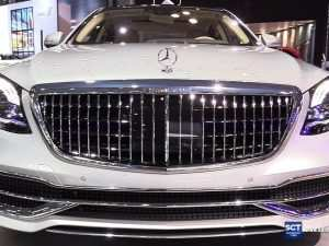 19 The Best 2019 Mercedes Maybach S650 Style