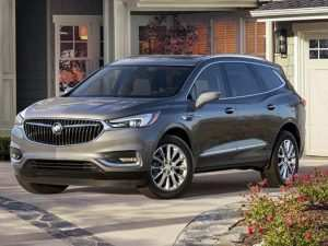19 The Best 2020 Buick Enclave Changes Release