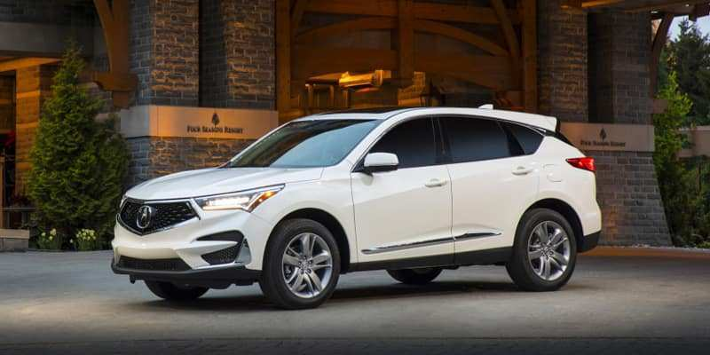 19 The Best Acura Rdx 2020 Changes New Concept