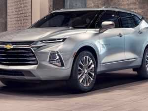 19 The Best Chevrolet Blazer 2020 Specs Exterior and Interior