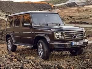 19 The Best Mercedes 2019 G Wagon Price