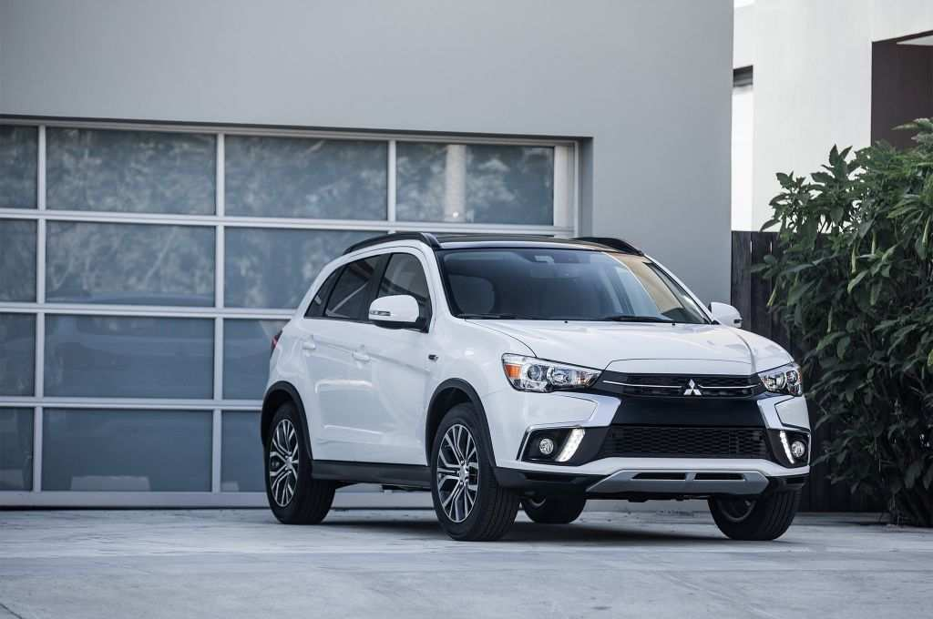 19 The Best Mitsubishi Asx 2020 Test Drive Release Date