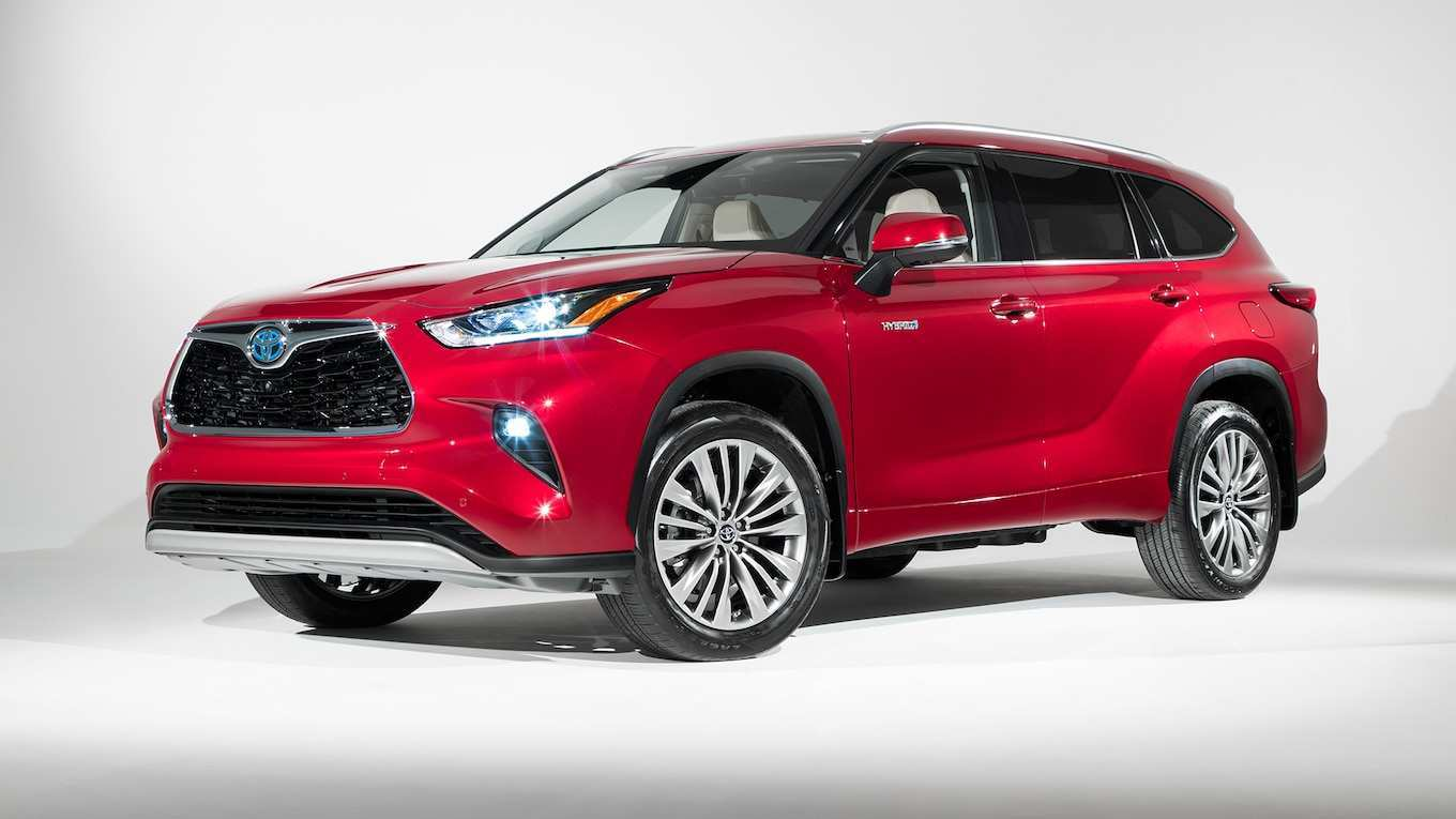 19 The Best Toyota Kluger 2020 Model Prices