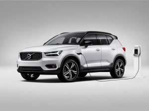 Volvo Electric Vehicles 2019