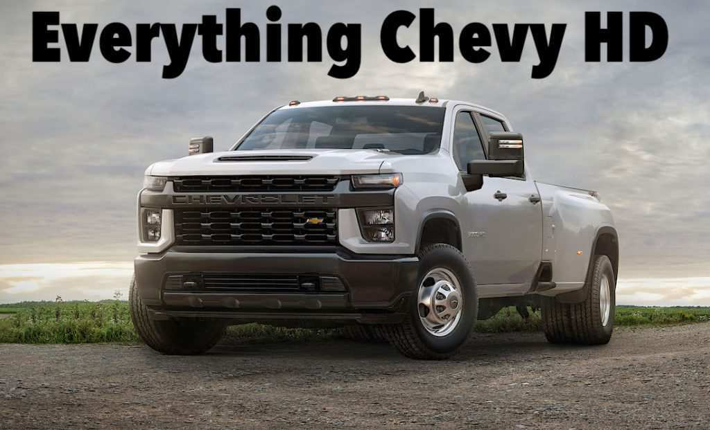 19 The Chevrolet Silverado 3500Hd 2020 Redesign And Review