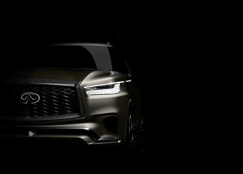 19 The Infiniti Qx80 Redesign 2020 Ratings