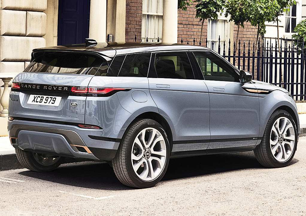 19 The New Land Rover Evoque 2019 New Review
