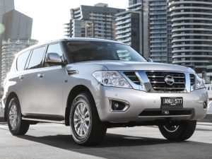19 The Nissan Patrol Y61 2020 Specs and Review