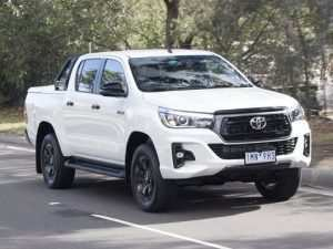 19 The Toyota Hilux 2020 Redesign and Review