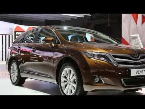 19 The Toyota Venza 2020 Picture