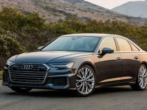 20 A 2019 Audi A6 News Redesign and Concept