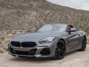 20 A 2019 Bmw Z4 Interior Spy Shoot