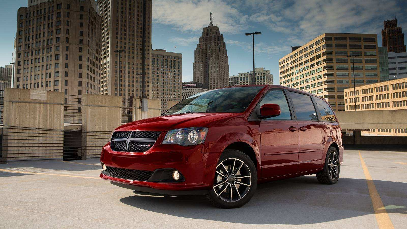 20 A 2019 Dodge Grand Caravan Redesign Concept And Review