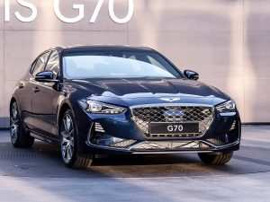 20 A 2019 Genesis G70 Price Release Date