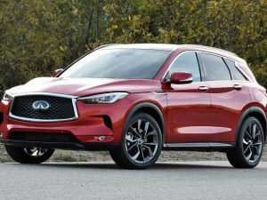 20 A 2019 Infiniti Qx50 Review Release Date and Concept