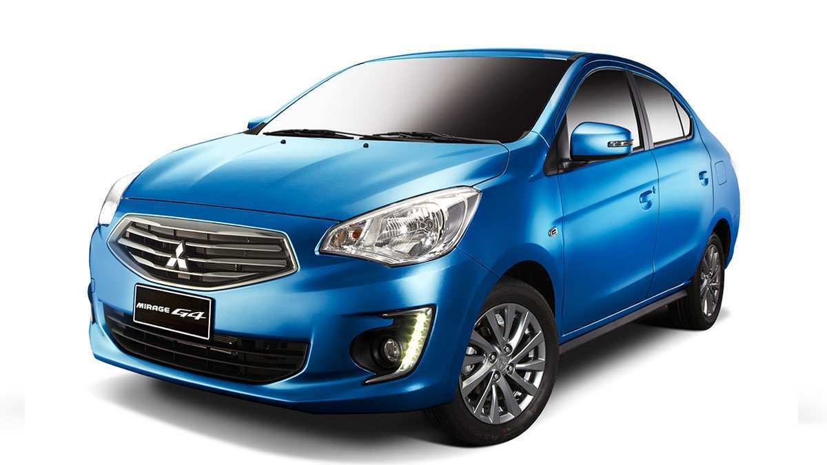 20 A 2019 Mitsubishi Mirage Review Concept And Review