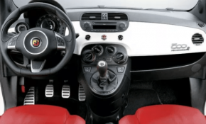 20 A 2020 Fiat 500 Abarth Style
