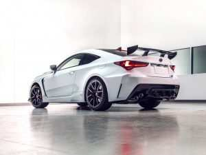 20 A 2020 Lexus Rc F Track Edition Price Exterior