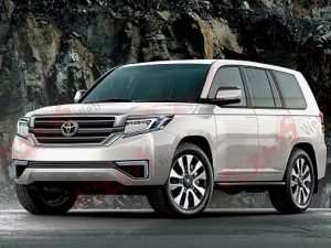 20 A 2020 Toyota Land Cruiser 200 Images