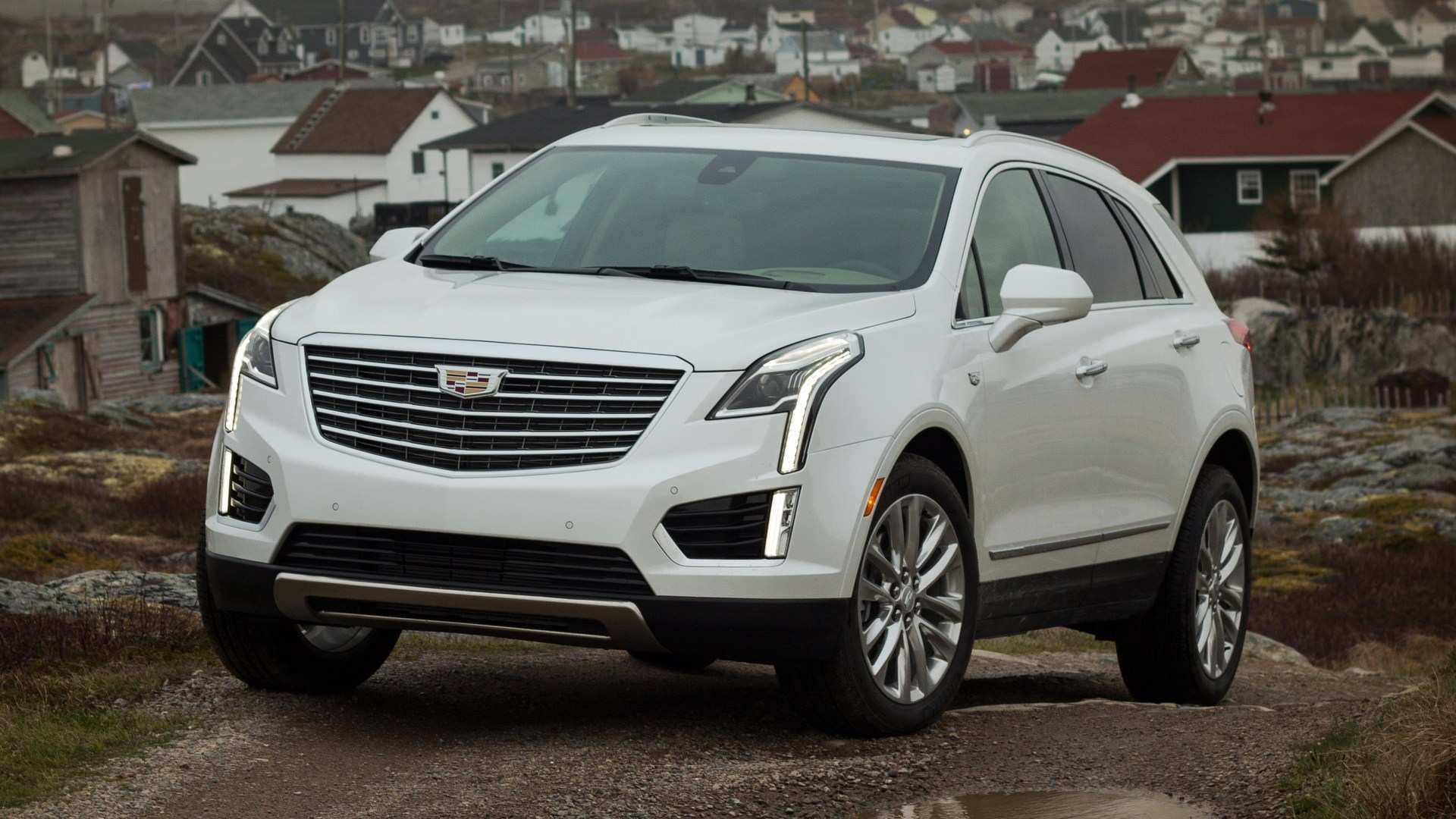 20 A Cadillac Xt3 2020 Research New