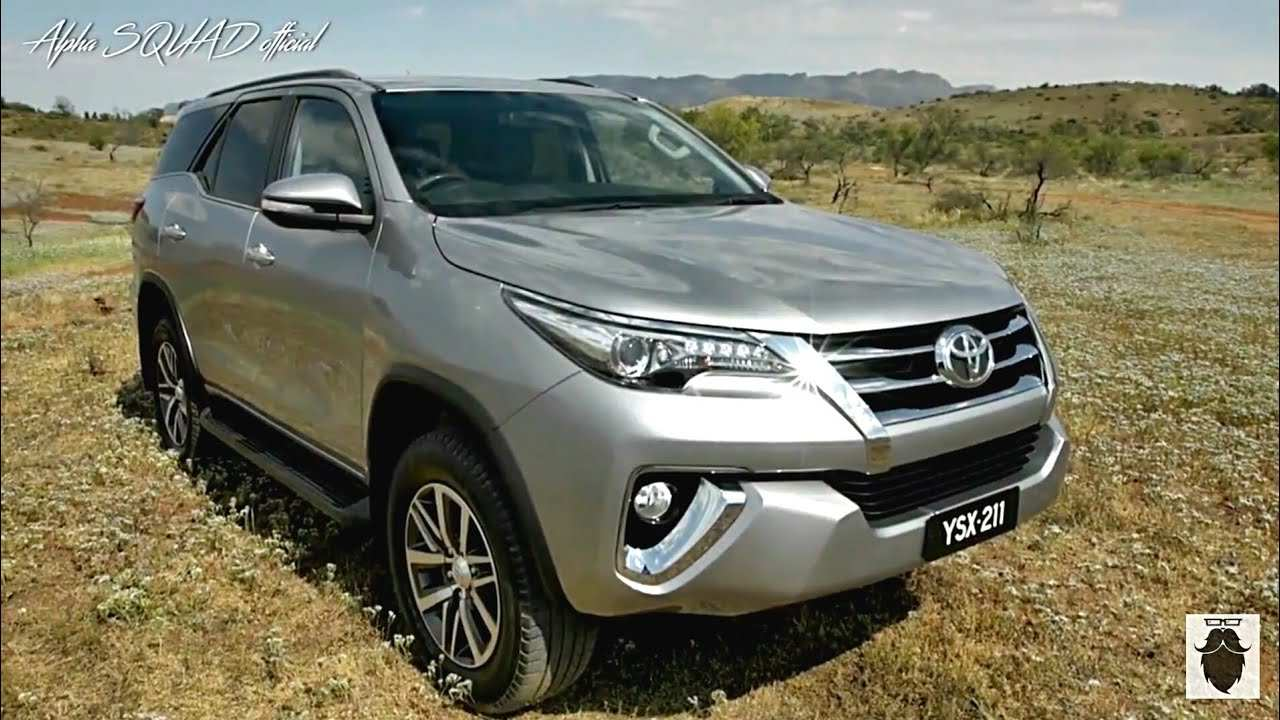 20 A Fortuner Toyota 2019 Price And Release Date