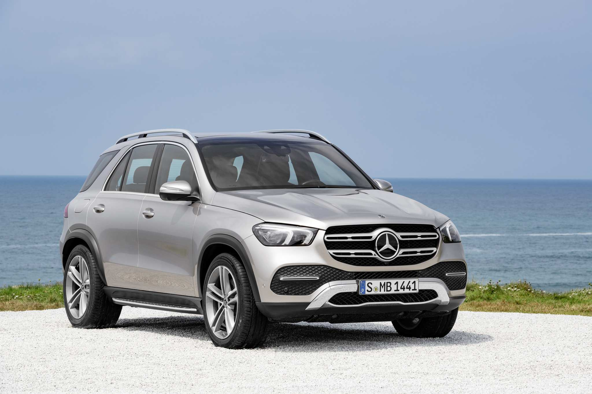 20 A Gle Mercedes 2019 Spy Shoot